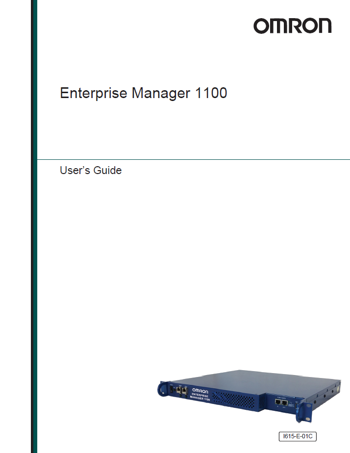 I615-E-01+Enterprise Manager 1100+Users Guide.png